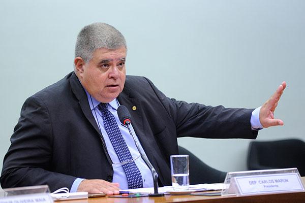 Carlos Marun admite que pressiona governadores para o apoio a mudanças na Previdência