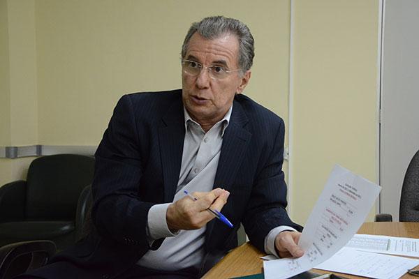 Se não houver esse reajuste, a situação (dos ônibus) tende a ficar muito pior, diz Nilson Queiroga
