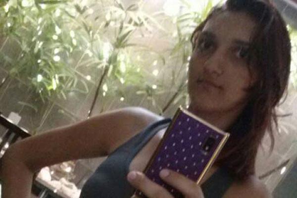 Amanda Luana dos Santos