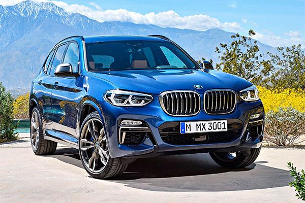 O Novo BMW X3 é um dos produtos mais charmosos e sofisticados produzidos pela marca alemã