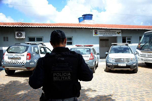 Após 12 anos do último concurso público, a Polícia Militar do RN tem 8.200 policiais na ativa e um déficit de 5.266 profissionais