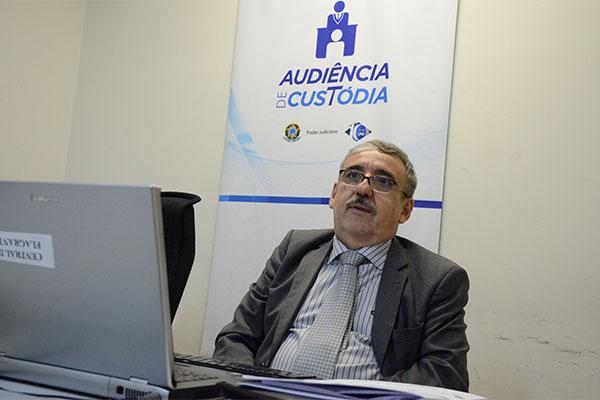 Juiz de Execuções Penais, Henrique Baltazar, elogia gestão