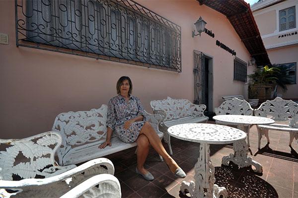 Conhecida como a casa de Cascudo, hoje Instituto, é o lugar onde Daliana Cascudo mais viveu aventuras