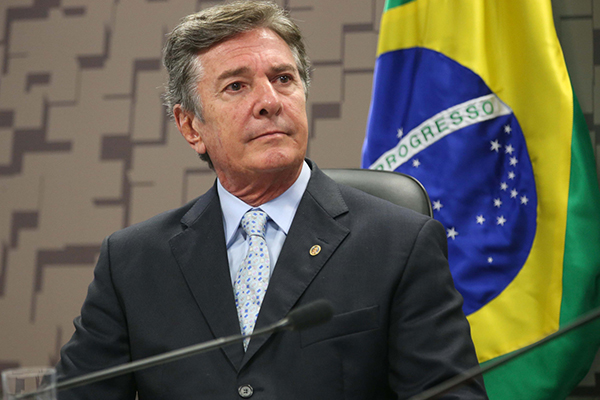 Fernando Collor de Mello afirma ter a vantagem da experiência, porque já presidiu o país