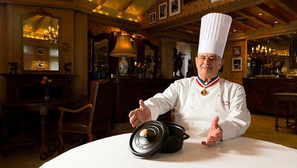 Morreu o cozinheiro francês Paul Bocuse