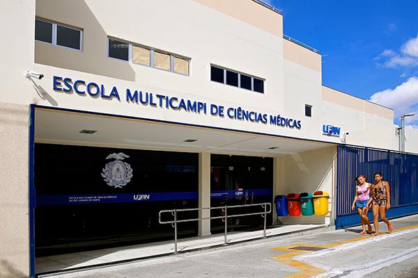 O campi da UFRN em Caicó, região Seridó do Estado, oferece 20 vagas de ampla concorrência para ingresso no curso de Medicina