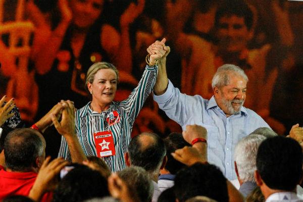 Candidatura de Lula foi confirmada um dia após condenação em 2ª instância