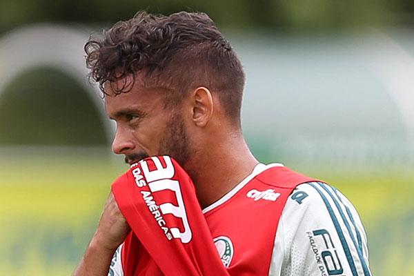 Gustavo Scarpa rapidamente ganha espaço no Palmeiras