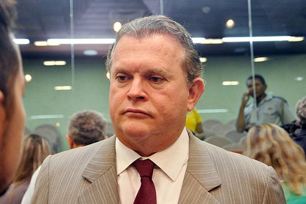 Empresário do setor de combustíveis Marcelo Alecrim