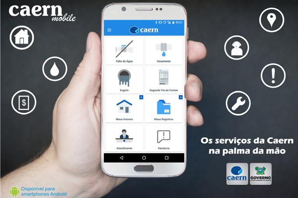 Caern Lanca Aplicativo Para Servicos E Consulta De Informacoes