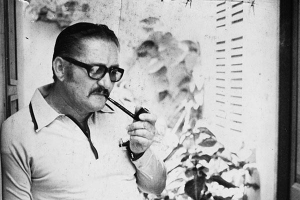 Luís Romano encontrou no no RN semelhanças com sua terra Cabo Verde, de onde fugiu em 1962, por razões políticas: perseguido por participar de movimento pela independência