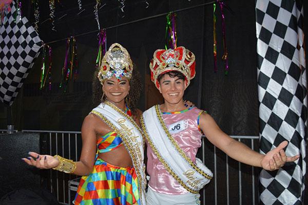 Dupla carnavalesca vai dançar bastante no Carnaval 2018