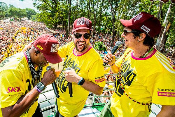 Monobloco chega no embalo de Amor de Carnaval Foto Internet