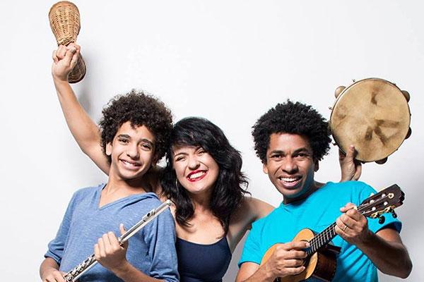 Família Pádua dá o tom da diversidade sonora que compõe o carnaval de Pirangi. Apresentação será no sábado, na praça São Sebastião