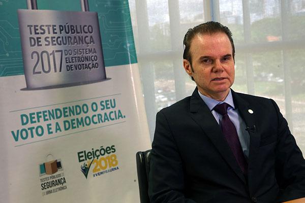 Giuseppe Janino afirma que a iniciativa aumenta a transparência