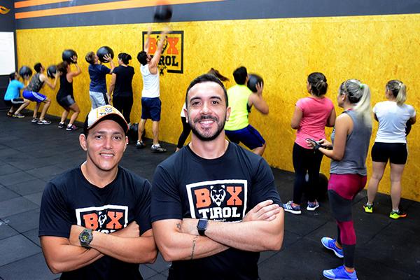 Bruno Bezerra e Wander Ferreira foram na contramão da crise financeira, analisaram oportunidades e investiram em negócio próprio