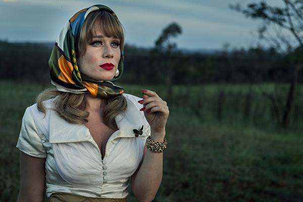Mariana Ximenes será Adalgiza em próxima série Se eu fechar os olhos agora, da Globo