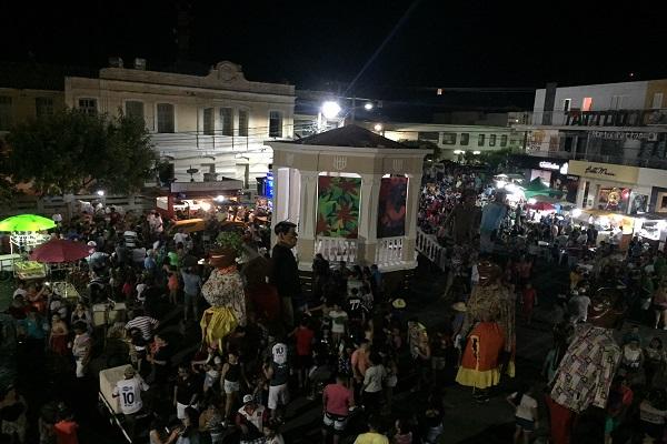 """Arrastão do Boi"""" reúne currais-novenses e atrai turistas"""