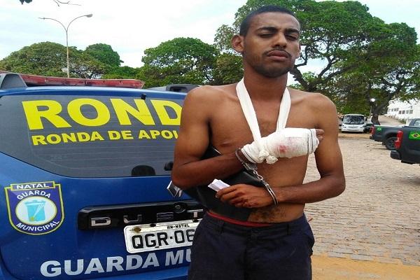 Rafael Souza da Silva estava com mandado de prisão em aberto desde junho de 2017