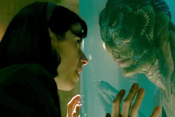 Forma da Água concorre a Oscar de melhor filme