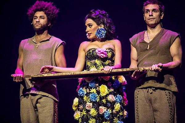 No espetáculo de João Falcão Gabriela, o Musical