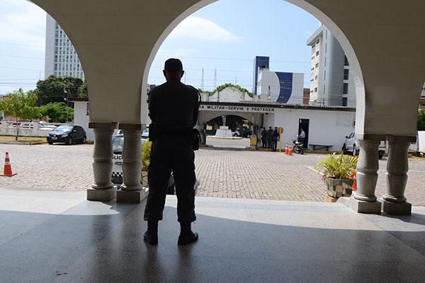 Com o concurso, ainda sem data, a Polícia Militar terá um ingresso de 938 homens e 62 mulheres