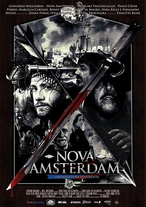 O longa Nova Amsterdam, do curador do festival, é o primeiro filme confirmado no evento e será exibido fora de competição