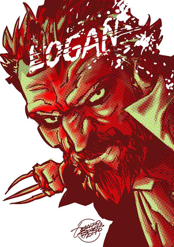 A próxima aventura X-Men terá o traço puro de Geraldo Borges, sem intervenção da editora