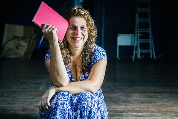 Mariana Leão Hardi, produtora cultural