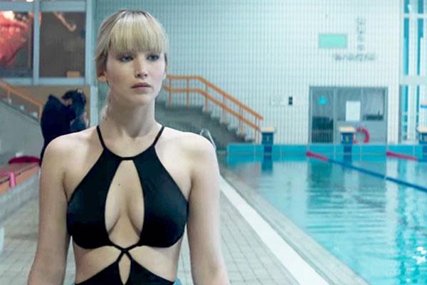 Jennifer Lawrence encarna espiã russa em filme de ação: nu, polêmica e pouca ação