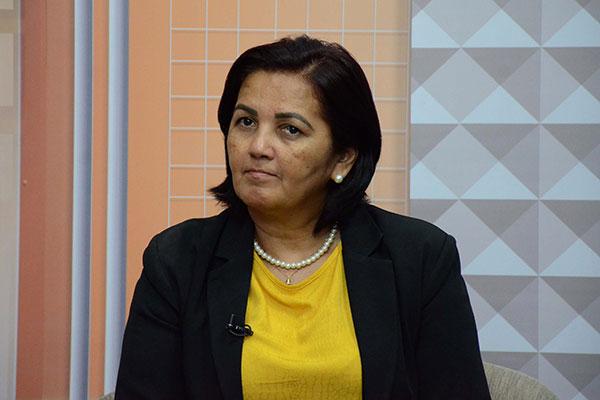 Sheila Freitas, secretária de Segurança Pública do RN