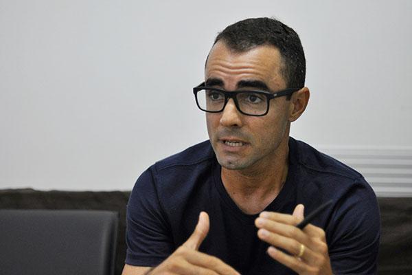 Aguiar Filho, do Serviço de Psicologia, lembra que o trabalho policial tem alta carga de estresse