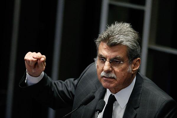 Senador Romero Jucá nega que tenha cometido irregularidades
