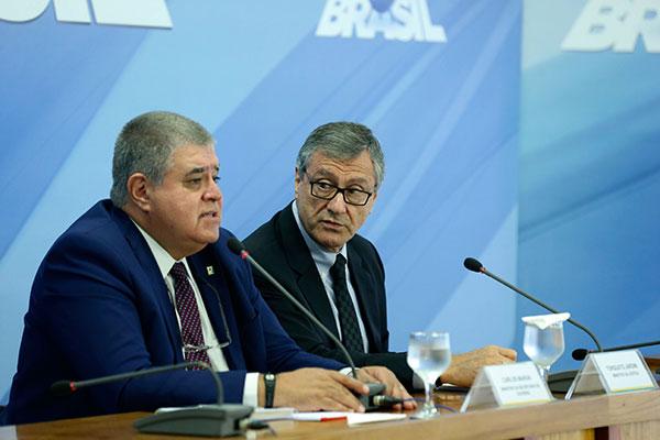 Carlos Marun critica as decisões de Luís Roberto Barroso