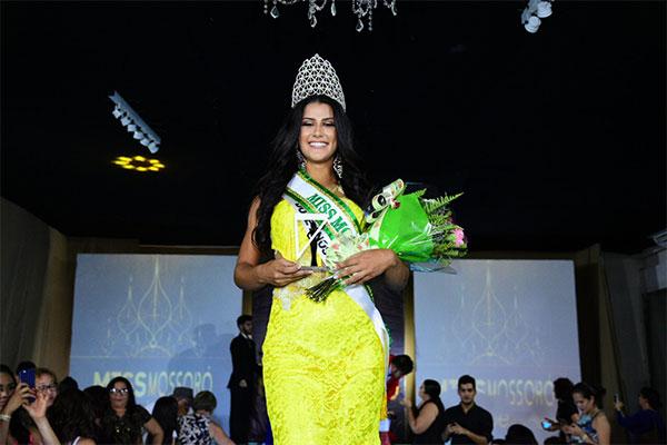 Gabrielle Miranda, Miss Mossoró 2018