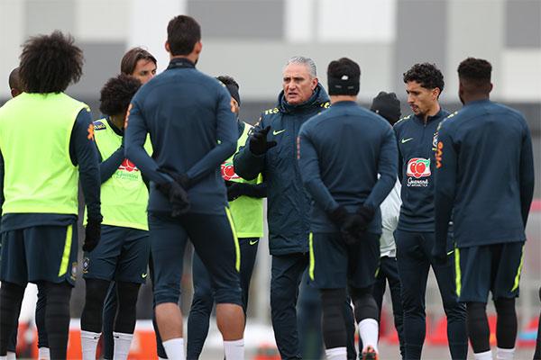 Seleção faz amistoso contra a Rússia na sexta-feira