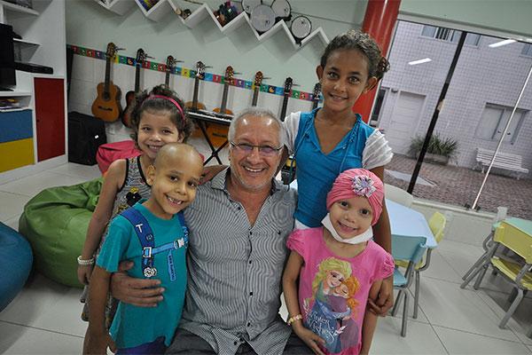 Rilder Campos é Empresário e presidente da Casa Durval Paiva