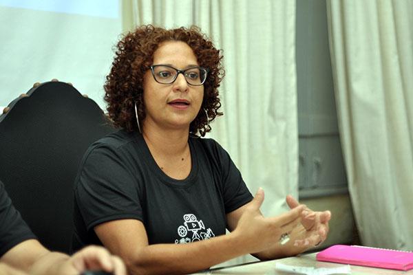 Keila Sena destaca o Goiamum como festival inclusivo