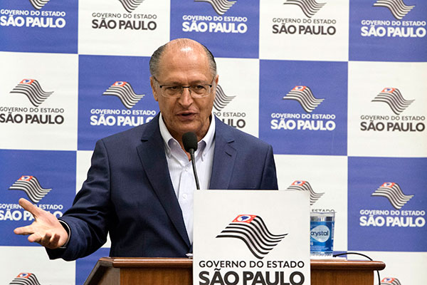 Geraldo Alckmin, do PSDB