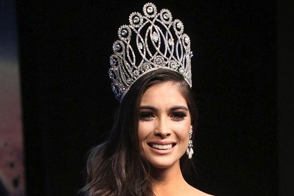 Monique Rêgo, representante do município de Riacho da Cruz foi eleita a miss RN 2018