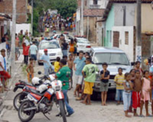 HOMICÍDIO - Encontro dos corpos chocou os moradores de Mãe Luiza