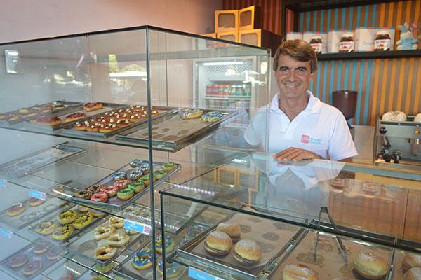 A Dream Donuts trouxe uma das mais tradicionais guloseimas norte-americanas para adoçar o Shopping Cidade Jardim