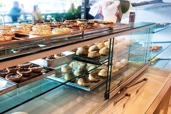 Pedro Bandeira e seu sócio, Armando Costa, criaram a Dream Donuts