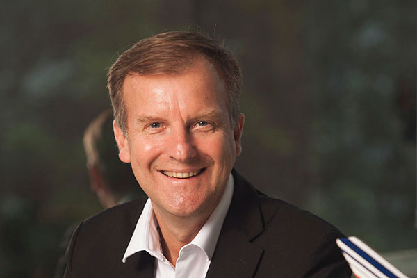 Jean-Marc Pouchol, Diretor-geral da Air France-KLM para a América do Sul