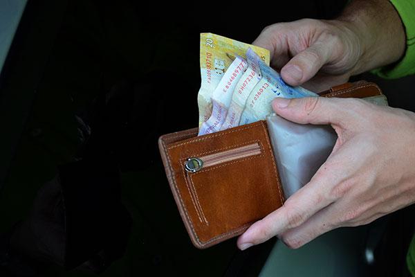 Na segunda (30), o Governo do Estado também conclui a folha de pagamento do mês de março