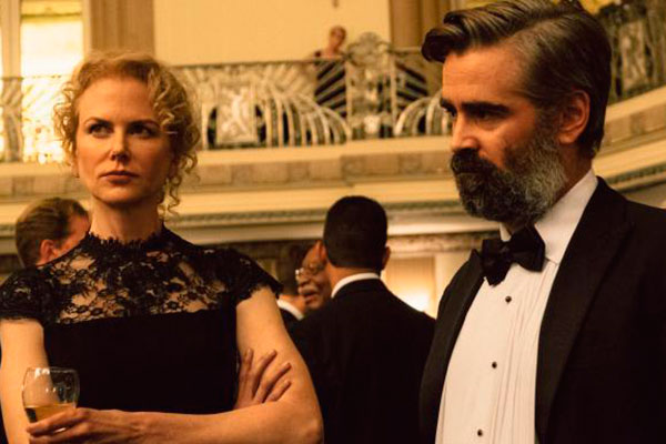"""""""O Sacrifício de Cervo Sagrado"""", do grego Yorgos Lanthimos, traz Colin Farrell e Nicole Kidman num drama sobre abandono e raiva"""