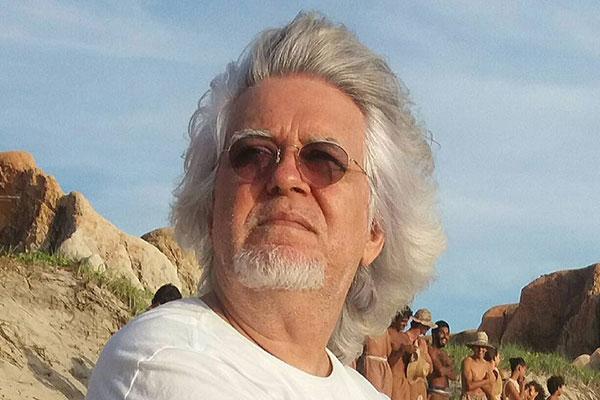 Amaro Bezerra, maquiador de cinema e artista visual
