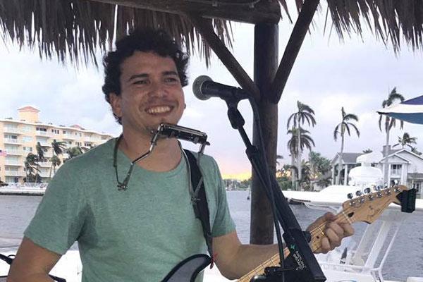 Diogo das Virgens vence o Brazilian International Press Award