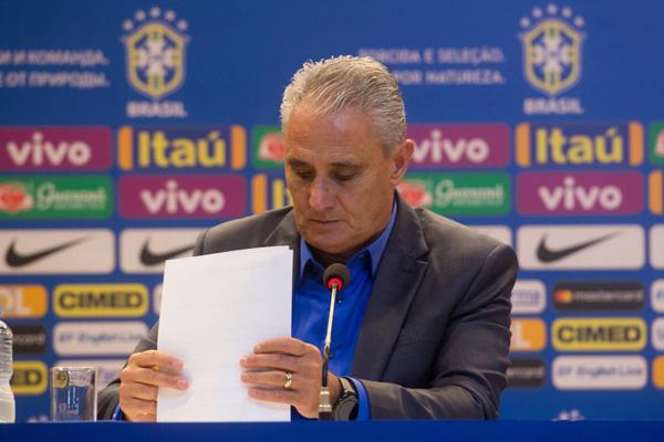 Potiguar Rodriguinho está fora da lista de Tite