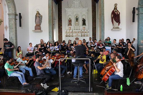 Orquestra da UFRN trará repertório eclético, de Sérgio Mendes ao russo Shostakovich